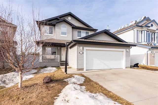 913 Goodwin Close, Edmonton, AB T5T 6X8 (#E4236306) :: Initia Real Estate