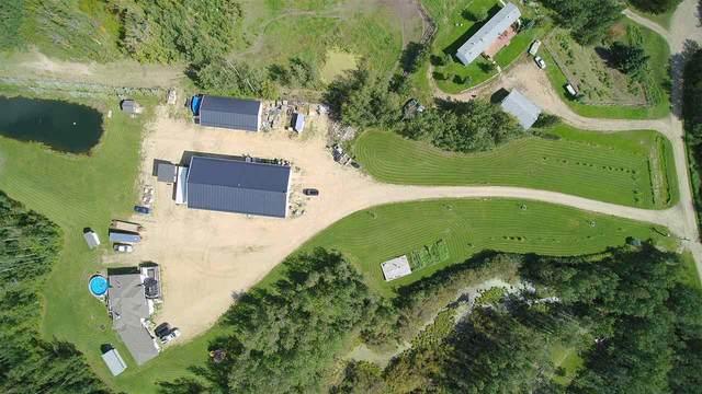 210-20440 Twp 500 Road, Rural Camrose County, AB T0B 2M0 (#E4236311) :: Initia Real Estate