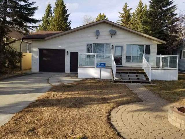 190 Oscar Wilkstrom Drive, Rural Lac Ste. Anne County, AB T0E 0L0 (#E4236320) :: Initia Real Estate