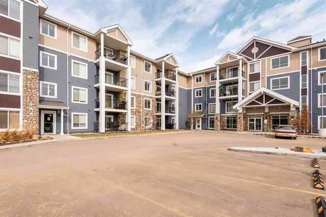 106 4008 Savaryn Drive, Edmonton, AB T6X 2E5 (#E4236338) :: Initia Real Estate