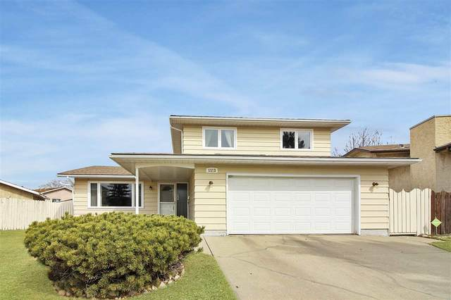 1123 41 Street NW, Edmonton, AB T6L 2K3 (#E4236355) :: Initia Real Estate