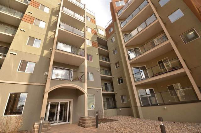 218 10235 112 Street, Edmonton, AB T6A 3B4 (#E4236362) :: The Foundry Real Estate Company