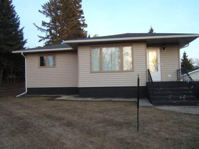 4811 47 Street, Two Hills, AB T0B 4K0 (#E4236381) :: Initia Real Estate