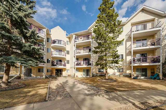 302 10636 120 Street, Edmonton, AB T5H 4L5 (#E4236396) :: Initia Real Estate