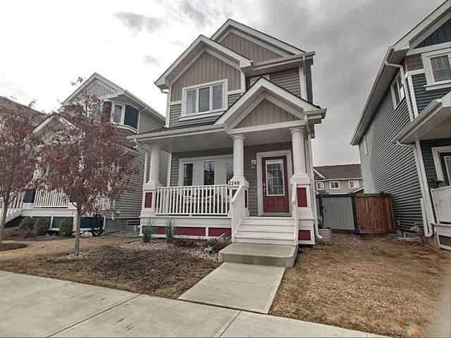 2248 78 Street, Edmonton, AB T6X 0Z2 (#E4236408) :: Initia Real Estate