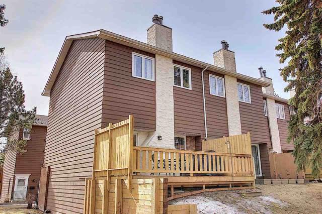 17038 67 Avenue, Edmonton, AB T5T 1Y8 (#E4236444) :: Initia Real Estate
