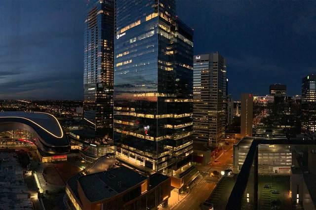 3409 10360 102 Street, Edmonton, AB T5J 0K6 (#E4236489) :: RE/MAX River City