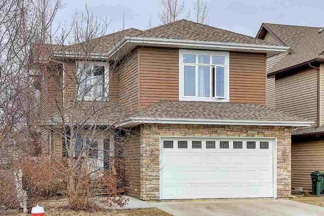 46 Willowbend Place, Stony Plain, AB T7Z 2Z6 (#E4236514) :: Initia Real Estate
