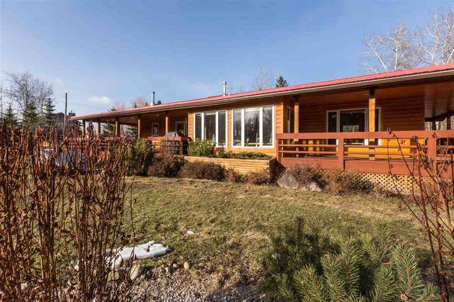 300 Valking Road, Rural Lac Ste. Anne County, AB T0E 0A2 (#E4236529) :: Initia Real Estate
