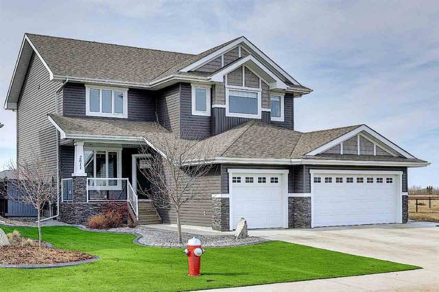2011 Genesis Lane, Stony Plain, AB T7Z 0K5 (#E4236534) :: Initia Real Estate