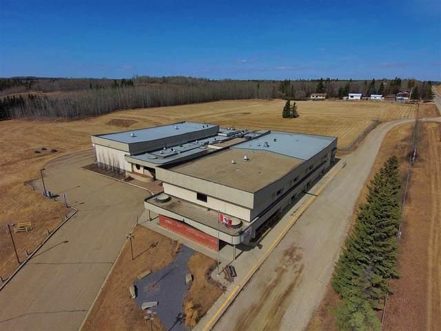 53112 Hwy 31, Rural Parkland County, AB T0E 2B0 (#E4236547) :: Initia Real Estate