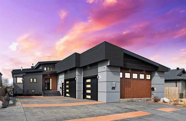 20 Whitetail Point, Mundare, AB T0B 3H0 (#E4236554) :: Initia Real Estate