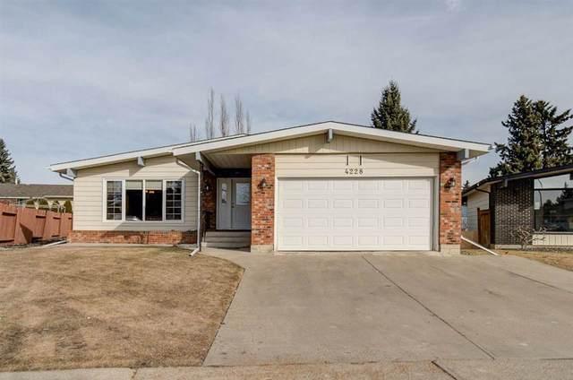 4228 109A Street, Edmonton, AB T6J 2R8 (#E4236574) :: The Foundry Real Estate Company