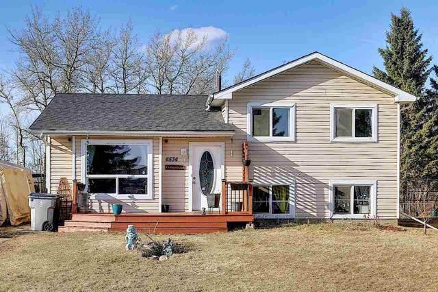 4534 53 Avenue, Bon Accord, AB T0A 0K0 (#E4236584) :: Initia Real Estate