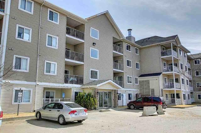 325 4309 33 Street, Stony Plain, AB T7Z 0C4 (#E4236585) :: Initia Real Estate