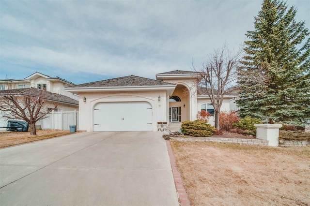 84 Cormack Crescent, Edmonton, AB T6R 2H2 (#E4236626) :: Initia Real Estate