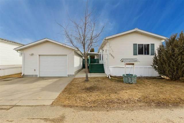 2905 Lakewood Drive, Edmonton, AB T5S 1T7 (#E4236634) :: Initia Real Estate