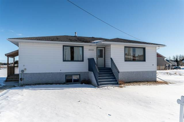 5315 50 Street, Thorsby, AB T0C 2P0 (#E4236645) :: The Good Real Estate Company