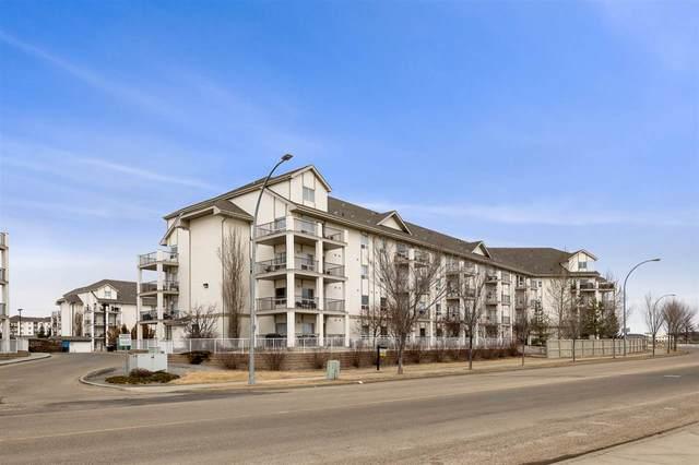 1221 330 Clareview Station Drive, Edmonton, AB T5Y 0E6 (#E4236652) :: Initia Real Estate