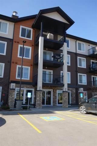 413 142 Ebbers Boulevard, Edmonton, AB T5Y 3W2 (#E4236656) :: Initia Real Estate