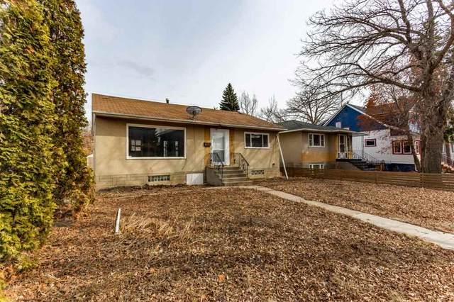 10639 127 Street, Edmonton, AB T5N 1W2 (#E4236663) :: Initia Real Estate