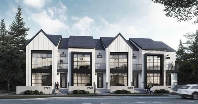 2762 Blatchford Road, Edmonton, AB T5G 2W6 (#E4236692) :: Initia Real Estate