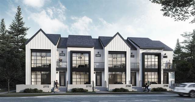 2760 Blatchford Road, Edmonton, AB T5G 2W6 (#E4236697) :: Initia Real Estate