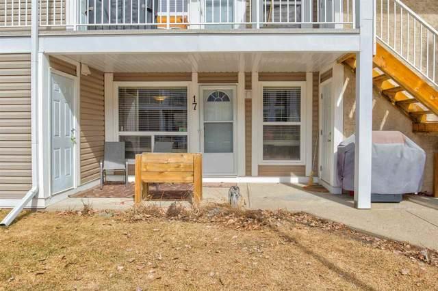 17 2204 118 Street, Edmonton, AB T6J 5K2 (#E4236702) :: Initia Real Estate