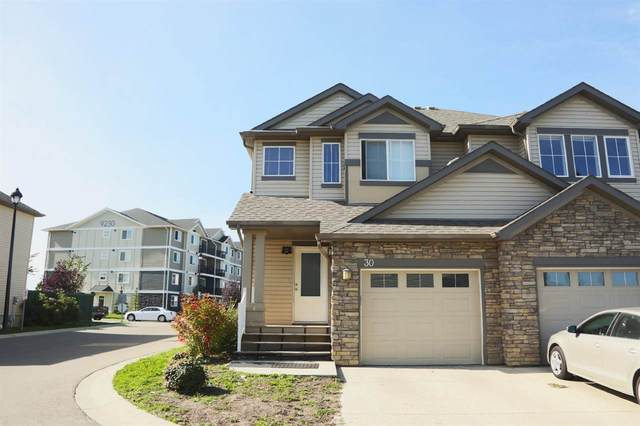 #30-9231 213 Street, Edmonton, AB T5T 4K1 (#E4236704) :: Initia Real Estate
