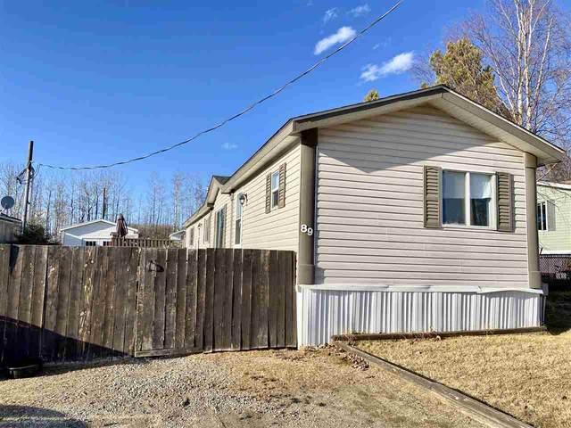 89 Pleasantview Mhp, Drayton Valley, AB T7A 1M9 (#E4236734) :: Initia Real Estate