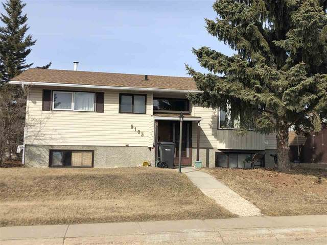 5103 40 Street, Cold Lake, AB T9M 2E2 (#E4236738) :: Initia Real Estate