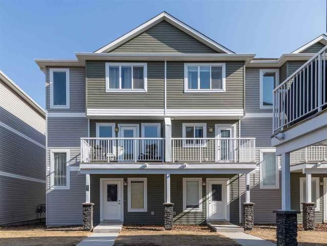 64 1816 Rutherford Road, Edmonton, AB T6W 2K6 (#E4236783) :: Initia Real Estate