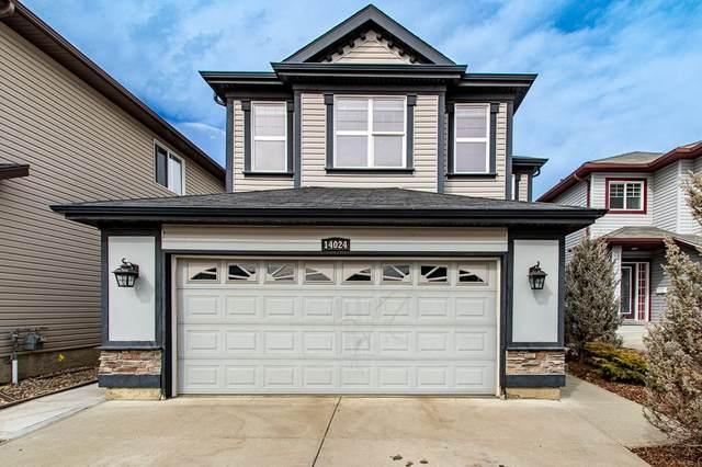 14024 145 Avenue, Edmonton, AB T6V 1Y2 (#E4236802) :: Initia Real Estate