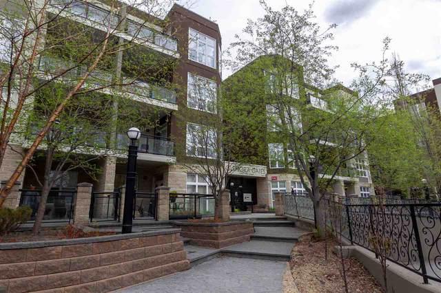 222 10407 122 Street, Edmonton, AB T5N 4B8 (#E4236835) :: Initia Real Estate