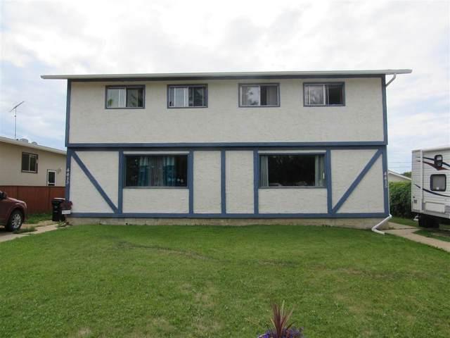 4413 & 4415 - 51 Avenue, Barrhead, AB T7N 1J2 (#E4236855) :: Initia Real Estate