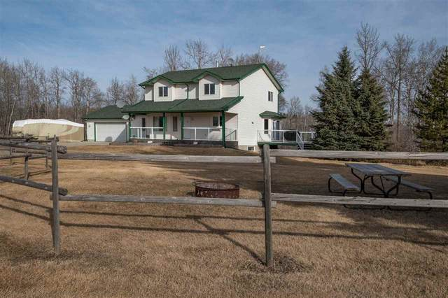 52019 Rge Rd 15, Rural Parkland County, AB T7Y 2E7 (#E4236865) :: Initia Real Estate