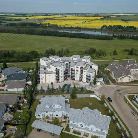 414 9940 Sherridon Drive, Fort Saskatchewan, AB T8L 4C9 (#E4236872) :: Initia Real Estate