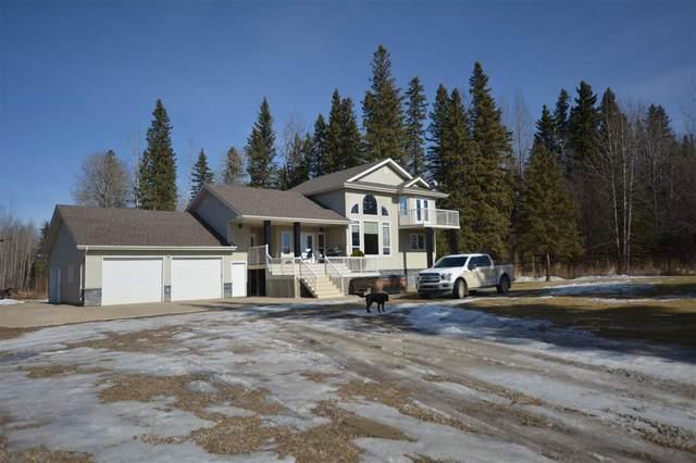 8512 Township Road 501, Rural Brazeau County, AB T7A 2A3 (#E4236875) :: Initia Real Estate