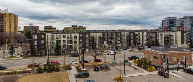 249 10403 122 Street, Edmonton, AB T5N 4C1 (#E4236881) :: Initia Real Estate