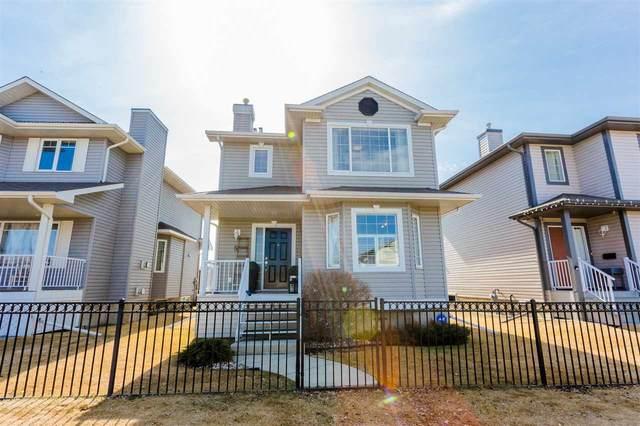 5 Suntree Promenade, Leduc, AB T9E 8R6 (#E4236887) :: Initia Real Estate