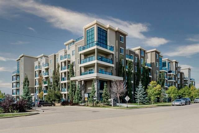 503 1238 Windermere Way, Edmonton, AB T6W 2J3 (#E4236889) :: Initia Real Estate