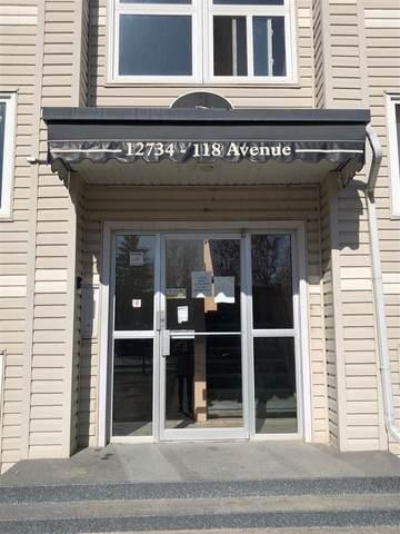 3E 12734 118 Avenue, Edmonton, AB T6L 2L1 (#E4236893) :: Initia Real Estate