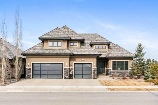 2791 Wheaton Drive, Edmonton, AB T6W 2M6 (#E4236899) :: Initia Real Estate