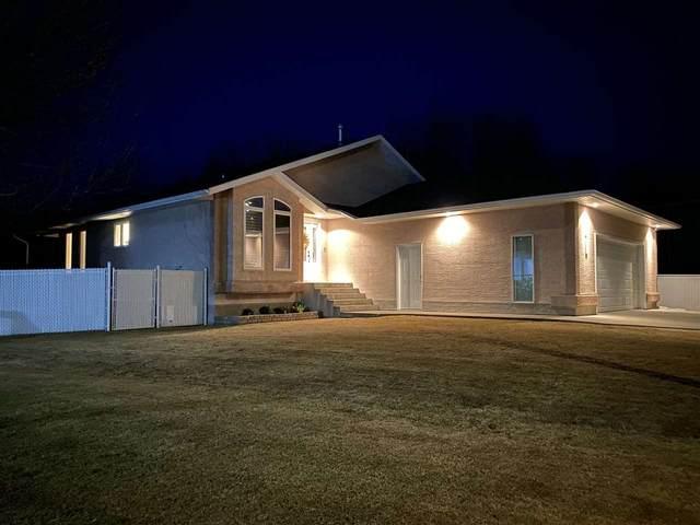 3520 45 Street, Drayton Valley, AB T7A 1W3 (#E4236901) :: Initia Real Estate