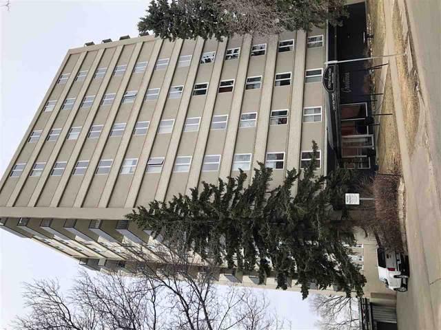 204 9816 112 Street, Edmonton, AB T5K 1L5 (#E4236974) :: Initia Real Estate