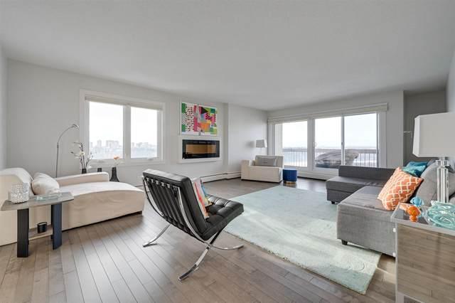 1404 9737 112 Street, Edmonton, AB T5K 1L3 (#E4236978) :: Initia Real Estate