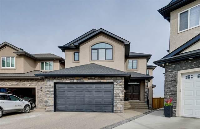 205 Albany Drive, Edmonton, AB T6V 0K9 (#E4236986) :: Initia Real Estate