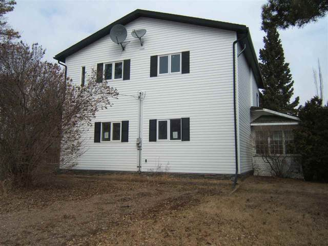 4908 53 Street, Innisfree, AB T0B 2G0 (#E4236992) :: Initia Real Estate