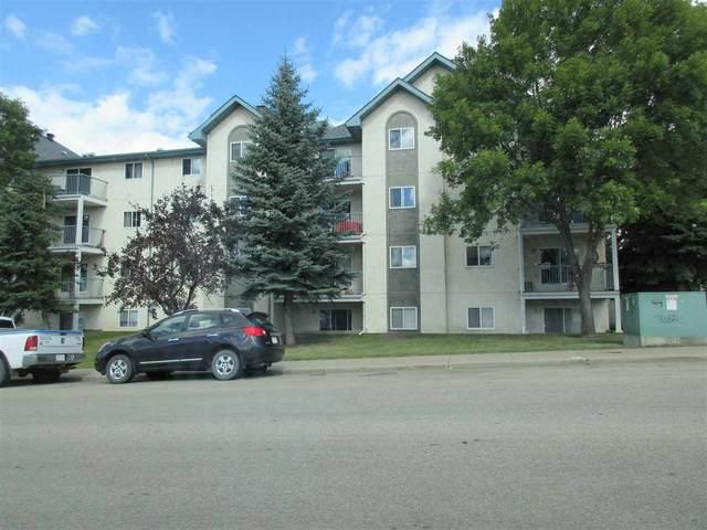 105 6710 158 Avenue, Edmonton, AB T5Z 3A7 (#E4236997) :: Initia Real Estate