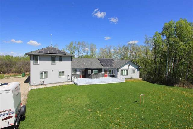 155 53510 43 Highway, Rural Lac Ste. Anne County, AB T0E 1V0 (#E4237026) :: Initia Real Estate